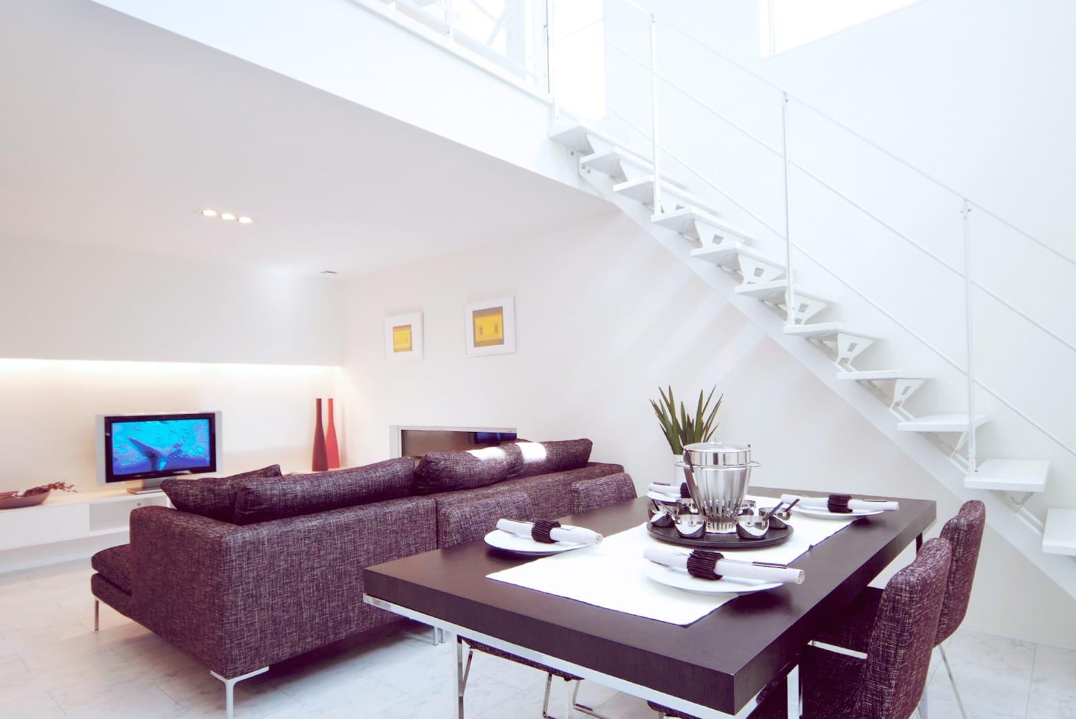 シンプルで美しい家を、自分らしく染められる。